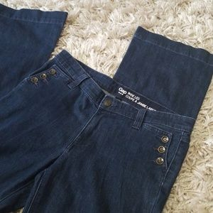 Gap Wide Leg Coupe A` Jambe Jeans - 6/28R